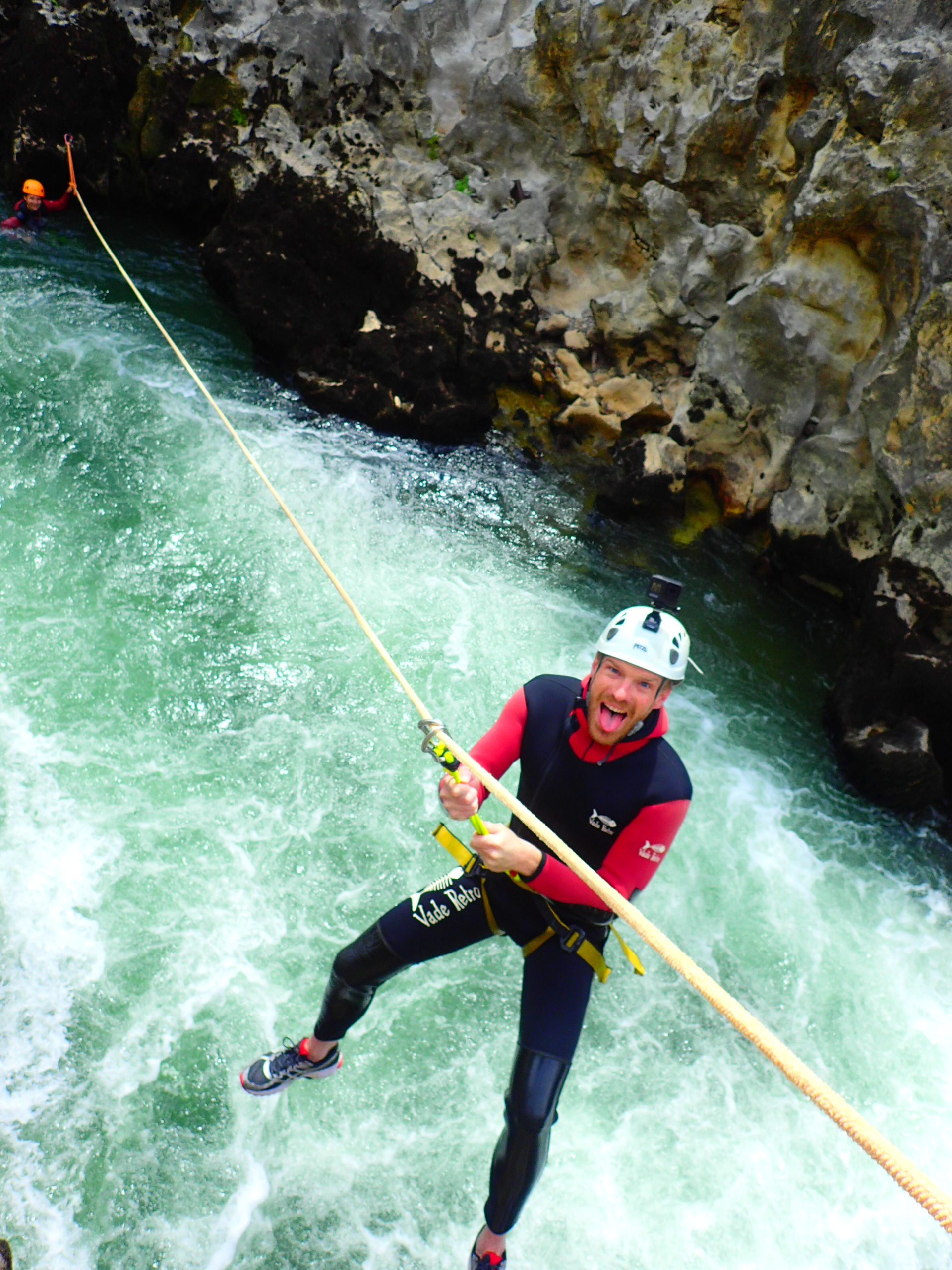Canyoning proche Montpellier Saint Guilhem Ossio